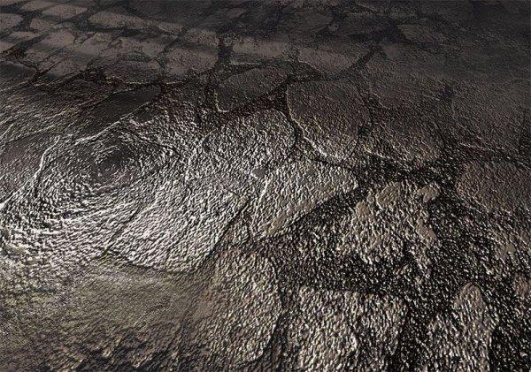 画像3: 箱庭技研 ジオラマシート DSDW-F004 地下牢セットA