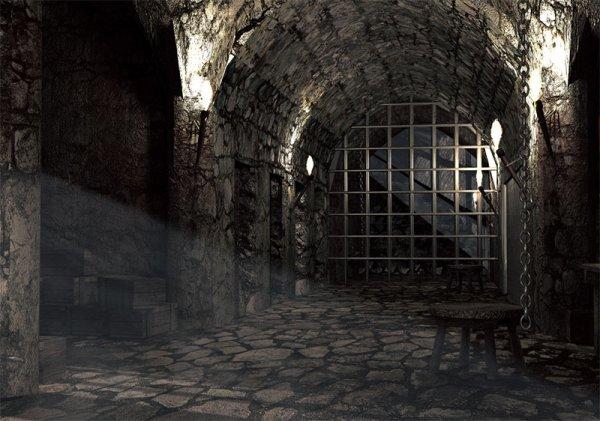 画像2: 箱庭技研 ジオラマシート DSDW-F004 地下牢セットA