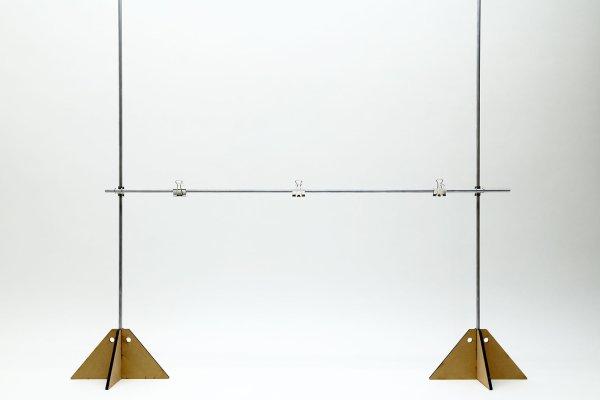 画像1: 箱庭技研 ジオラマシート 簡易撮影スタンドM 【同梱不可】