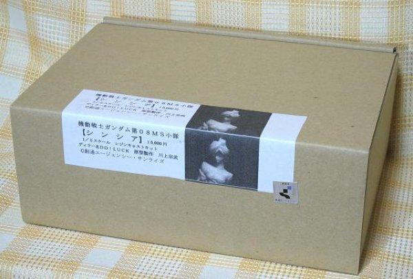 画像1: 機動戦士ガンダム 第08MS小隊 シンシア 組立キット【買い取り商品/中古・未開封】